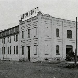 Vulcan Ironworks. COWA. Photograph Collection (OP3 File 5).