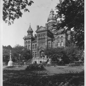 City Hall. COWA. Photograph Collection (P2 File 42).