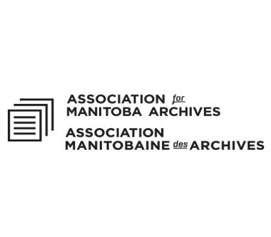 Logo for the Association for Manitoba Archives (Association manitobaine des archives)