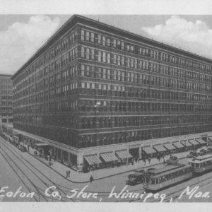 T. Eaton Co. Store. COWA. Photograph Collection (P8 File 99)