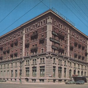 Royal Alexandra Hotel. COWA. Photograph Collection (P21 File 96).