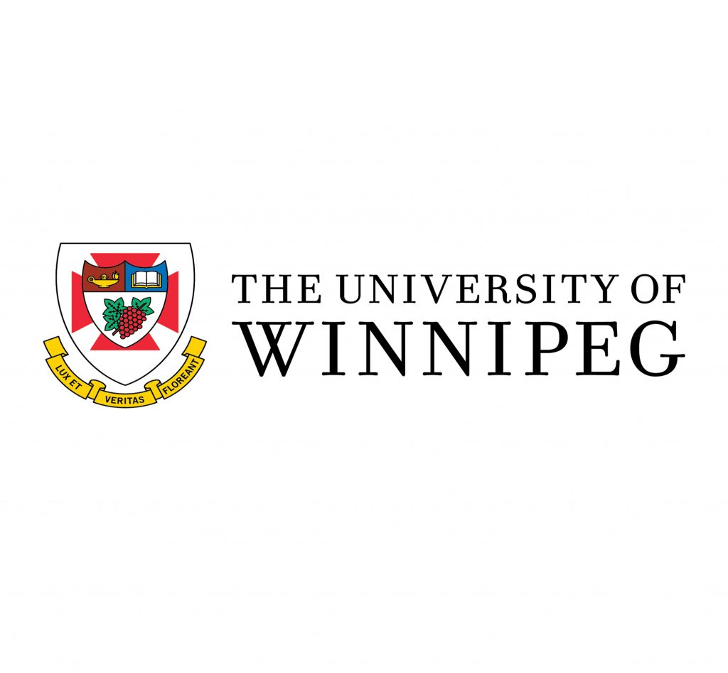 University of Winnipeg logo.