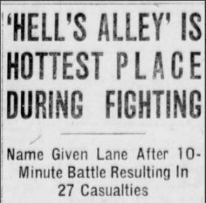 Winnipeg Tribune, June 23, 1919. UML.