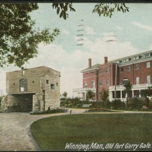 Manitoba Club. COWA. Martin Berman Postcard Collection.