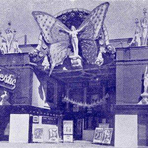 Majestic Theatre. Source: City of Winnipeg Archives. Board of Control [File 10505]